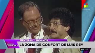 Los enigmas  de Marcela Basteri: Luis Rey, el camino de la mentira
