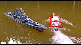 Destroyer Sovremennyj 956A Russian warship 1/275