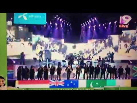 Icc T20 World Cup 2014, Bcb Celebration Concert A R Rahman video