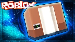 Roblox Adventures - ELEVATOR IN SPACE!? (The Normal Elevator)