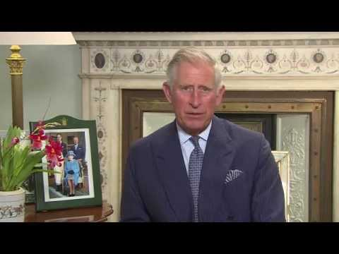 A video message by The Prince of Wales for the UN Climate Summit in New York