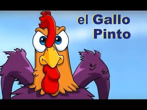 El Gallo Pinto con Letra