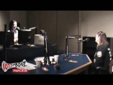 Gary Holt talks about the Live @ Wacken DVD - 7 of 10