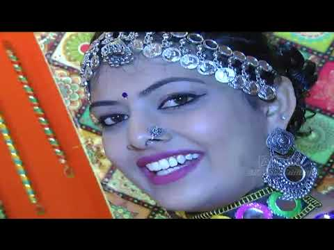 Dandiya and garba show held in park somajiguda | Hyderabad