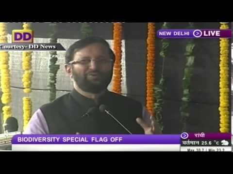 Shri Prakash Javadekar addressing at