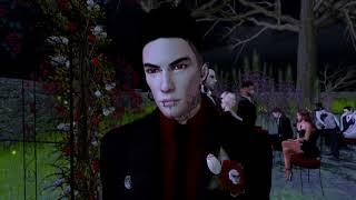 Devrin & Skully Second Life Wedding - 6.26.18