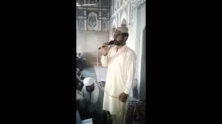 Kareem Bux Malik Qaseeda Shareef Natho Hurmal pan lae pani Ghuraan