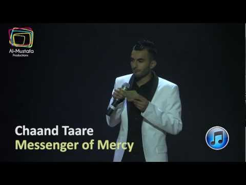 Milad Raza Qadri - Chaand Taare [messenger Of Mercy Launch- Bradford] video
