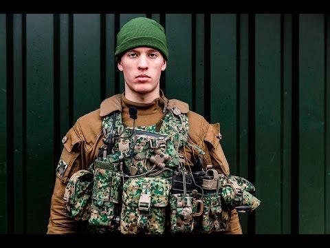 Infanteristen testen slim vest