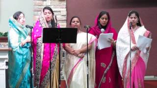 Jaya vijayamani padudama by CTCF Choir