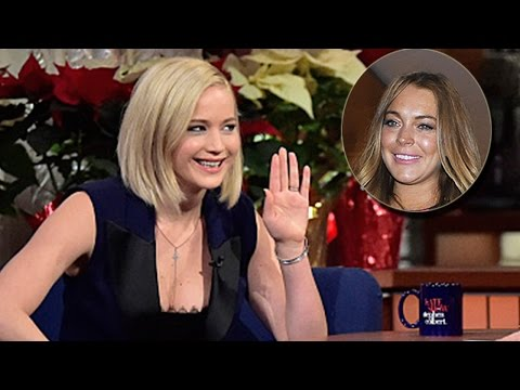 Jennifer Lawrence DISSES Lindsay Lohan & LiLo Responds Back