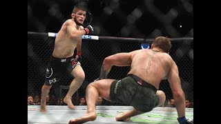 Conor Mcgregor VS Khabib Nurmagomedov Full Fight  2018 HD   UFC 229