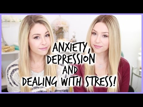 Anxiety, Depression, and dealing with STRESS!