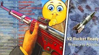 the V2 ROCKET SECRET...🚀 (WALL HACKS) - COD WW2