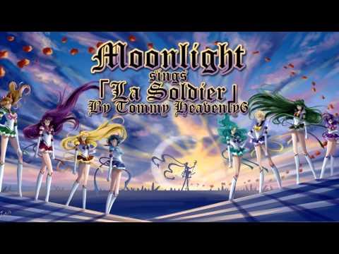 「Moonlight」La Soldier「Cover」