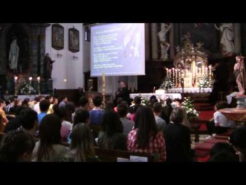 KapljiceTV - Duhovna obnova 2013.g. - don Damir Stojić