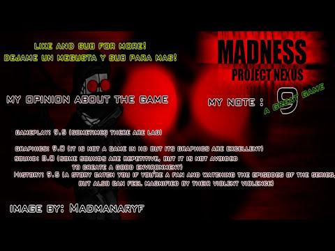 Madness combat nexus