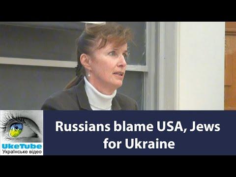 Russians can't link sanctions to Ukraine, Valerie Zawilski