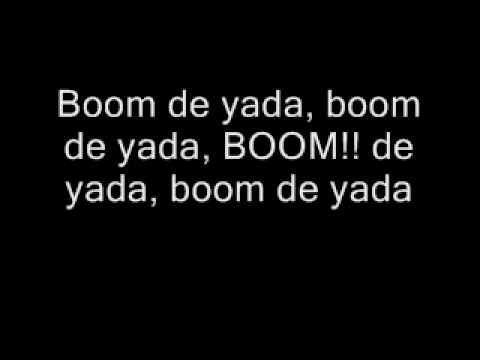Boom de ya da, Discovery Channel lyrics