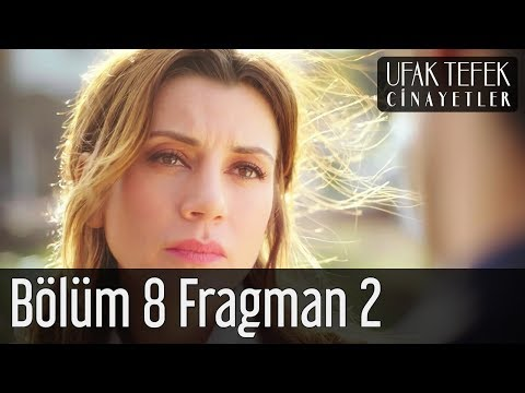 Ufak Tefek Cinayetler 8. Bölüm 2. Fragman