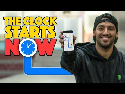 How Many Tricks Can Kelvin Hoefler Do In 18 Minutes? | The Clock Starts NOW