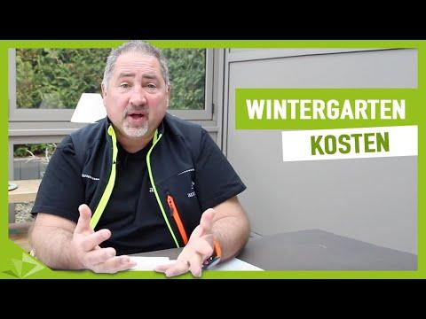 Wintergarten - was beeinflusst die Kosten - Ambitop Terrassendach