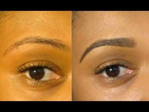 Sculpt perfect eyebrows using Smartbrow!