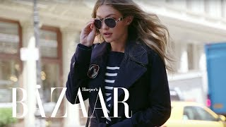 A Day In the Life of Gigi Hadid | Harper