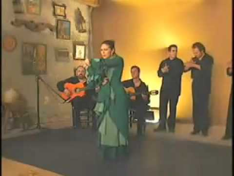 youtube ‪Flamenco Baile por Tientos Pastora Galvan‬‏   YouTube