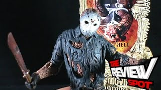 Toy Spot - McFarlane Toys Movie Maniacs Series 1 Jason Voorhees