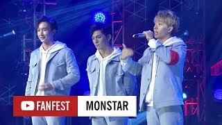 MONSTAR @ YouTube FanFest Vietnam 2017