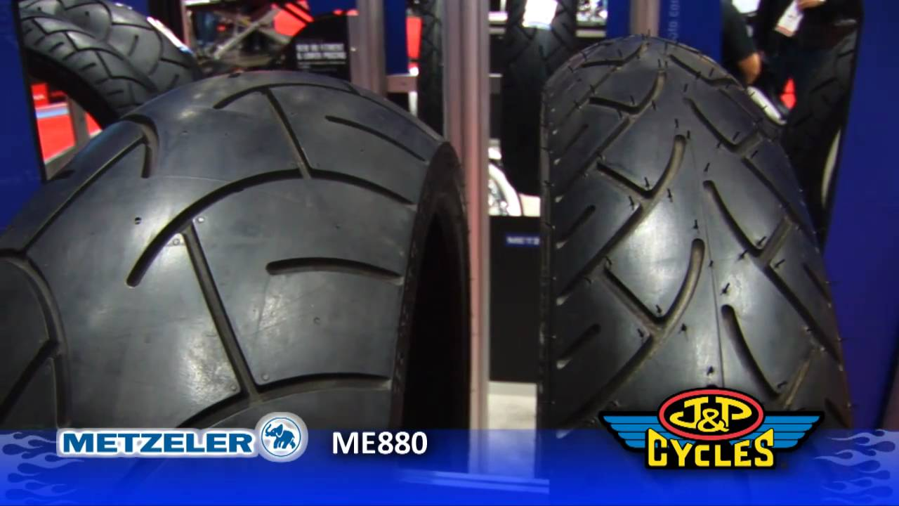 metzler me880 front rear motorcycle tire jpcycles com. Black Bedroom Furniture Sets. Home Design Ideas
