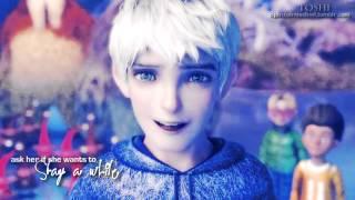 Broken Smile || Jack Frost and Elsa