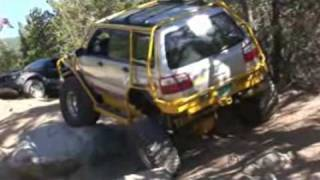 Subaru Forester Extreme OffRoad