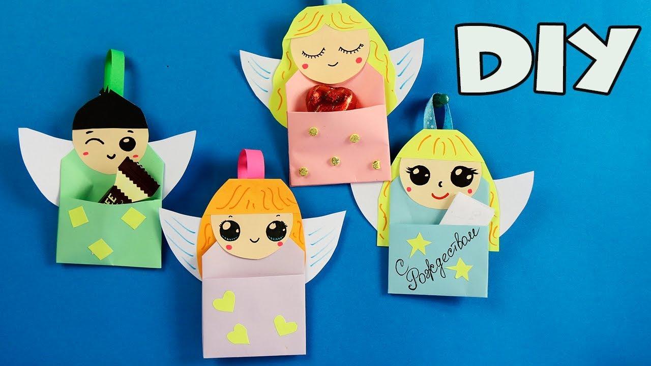 Как сделать поделки из бумаги своими руками для детей 7 лет 51