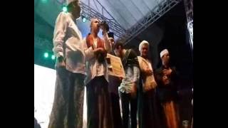 "Agus Isyroqi Nur Muhammad ""Mojogeneng"" feat Mustofa Atef ""Mesir"" - WADILI SALAMI & QOMARUN"
