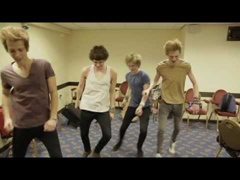 Teenage Kicks McFly Tour Video (Cover by The Vamps)