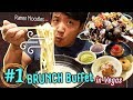 #1 Vegas BRUNCH Buffet, BEST Ramen Noodles & TACO TRUCK in Lo...