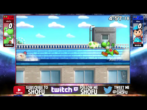 Super Smash Bros. for 3DS - For Glory! (Yoshi)