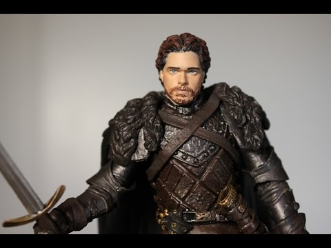 Robb Stark Funko Game of Thrones Legacy Collection figure review