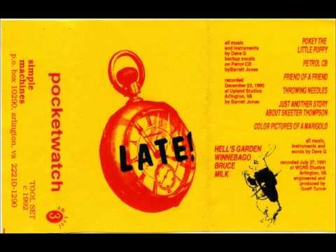Late - Marigold