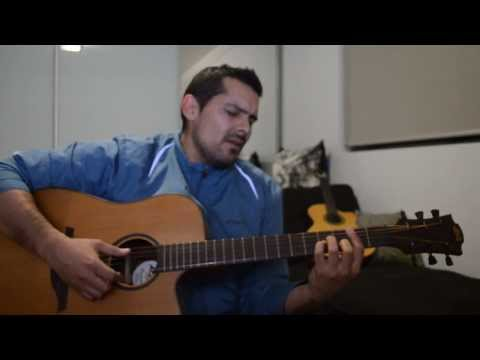 Fernando Aguero – My way home (Alex Lloyd) Acoustic Cover