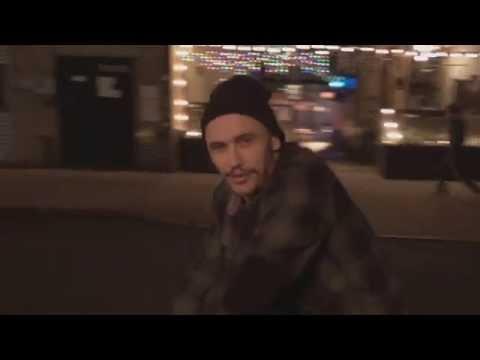 James Franco, the Bike Phantom
