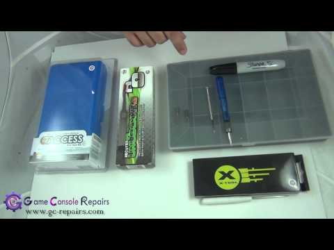 Xecuter CR3 Lite Corona v1 Install Guide   Brief Intro & Required Tools   Part1of15