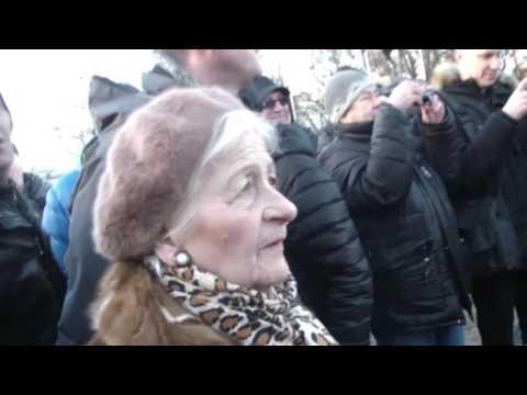 Manifestacja KOD I ONR W Lublinie. Plac Litewski