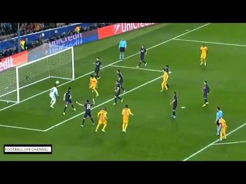 Гол Суареса в ворота Атлетико