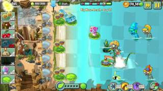 Plants vs Zombies 2 - Big Wave Beach Day 13 Plants vs Zombies 2