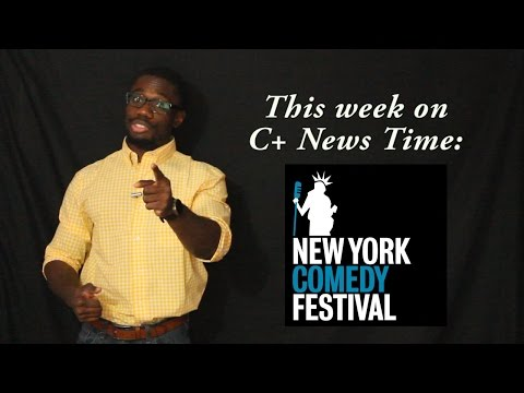 CBS Pilots, Roseanne in Russia & Comedy Central New York Comedy Festival panels! - C+ News Time