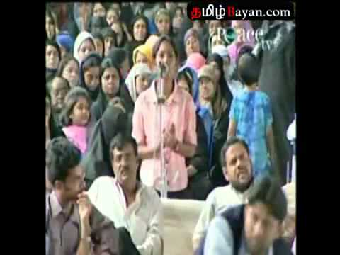 Zakir Naik Tamil Question And Answer Similarities Between Hinduism And Islam   Tamilbayan Com Tamil Bayans Online And Free Download2 video