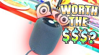 Is Apple Homepod Worth the MONEY? (Apple Homepod Review + Unboxing + Sound Test)